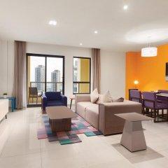 Ramada Hotel & Suites by Wyndham JBR 4* Апартаменты с двуспальной кроватью фото 3