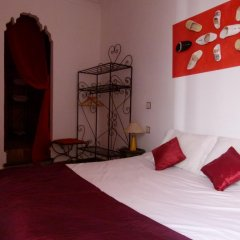 Отель Riad Al Warda 2* Стандартный номер с различными типами кроватей фото 11