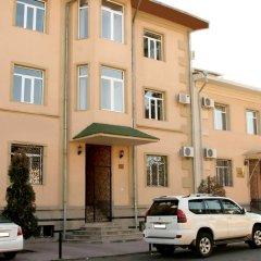 Отель Crown Tashkent парковка