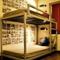 goStops Delhi (Stops Hostel Delhi) Кровать в общем номере с двухъярусной кроватью фото 22