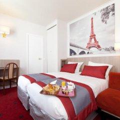 Hotel Saphir Grenelle 3* Стандартный номер с 2 отдельными кроватями