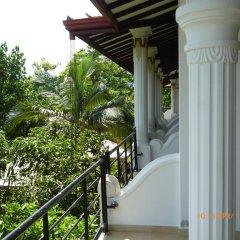 Отель Sobaco Nature Resort Бентота балкон