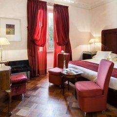 Villa La Vedetta Hotel 5* Стандартный номер с различными типами кроватей фото 2