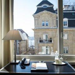 Hotel Opera Zurich 4* Стандартный номер с различными типами кроватей фото 5