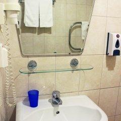 Гостиница Максима Славия 3* Улучшенный номер двуспальная кровать фото 4