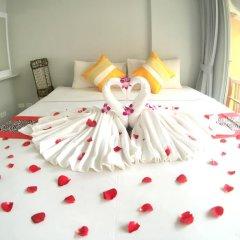 Отель The Room Patong 2* Номер Делюкс с различными типами кроватей фото 21