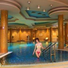 Гостиница Royal Tulip Almaty Алматы бассейн