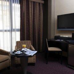 Hotel HCC St. Moritz 4* Стандартный номер с различными типами кроватей