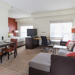 Отель Residence Inn By Marriott Minneapolis Bloomington 3* Студия фото 5