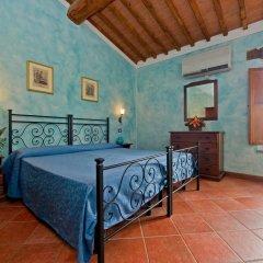 Отель Villa Di Nottola 4* Номер Делюкс с различными типами кроватей фото 2