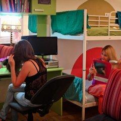 Hostel Budapest Center Стандартный номер с различными типами кроватей фото 14