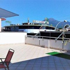 Отель VesuView Италия, Помпеи - отзывы, цены и фото номеров - забронировать отель VesuView онлайн пляж фото 2