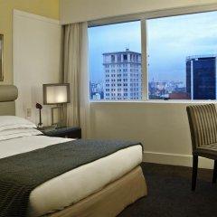 Отель Pullman São Paulo Vila Olímpia 4* Улучшенный номер с различными типами кроватей