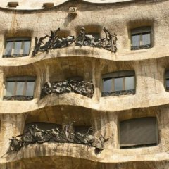 Отель Sixtyfour Испания, Барселона - отзывы, цены и фото номеров - забронировать отель Sixtyfour онлайн балкон