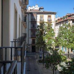 Отель Pensión Bule балкон
