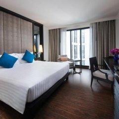 Mövenpick Hotel Sukhumvit 15 Bangkok 4* Номер Делюкс с различными типами кроватей