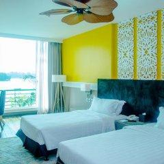 The Hanoi Club Hotel & Lake Palais Residences комната для гостей фото 12