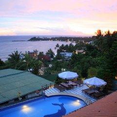 Hotel Panorama 3* Бунгало с различными типами кроватей фото 19