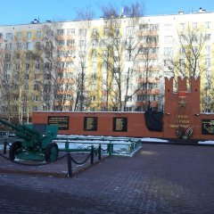 Апартаменты на М.Планерная Апартаменты с различными типами кроватей фото 12
