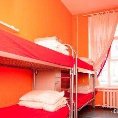 Гостиница Кубахостел Кровать в общем номере с двухъярусной кроватью фото 21