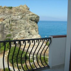 Hotel Ristorante La Scogliera 4* Стандартный номер фото 4