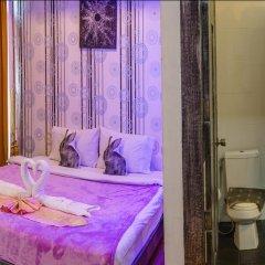 Long Beach Hotel Patong 3* Номер Эконом разные типы кроватей фото 4