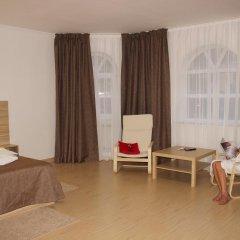 Гостиница Форсаж Семейный люкс с двуспальной кроватью фото 3