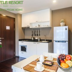 Отель The Title Phuket 4* Номер Делюкс с различными типами кроватей фото 6