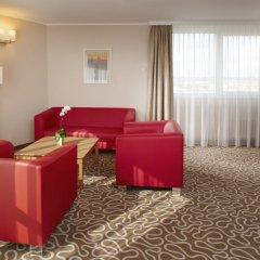 Orea Hotel Pyramida 4* Люкс повышенной комфортности с различными типами кроватей фото 3