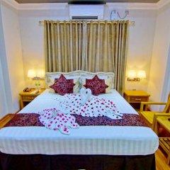 Myat Nan Yone Hotel 3* Улучшенный номер с различными типами кроватей фото 3