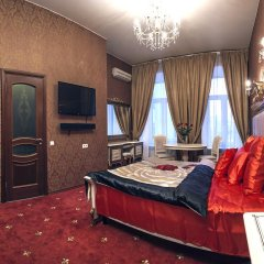 Алекс Отель на Каменноостровском 2* Люкс с различными типами кроватей фото 6