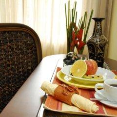 Отель Aparthotel Guijarros 3* Представительский номер с различными типами кроватей фото 3
