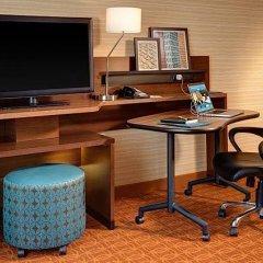 Отель Fairfield Inn & Suites by Marriott Meridian 3* Стандартный номер с различными типами кроватей фото 2