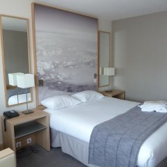 Отель Best Western Paris CDG Airport 4* Стандартный номер с различными типами кроватей фото 2