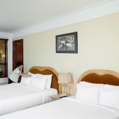 Sunrise Nha Trang Beach Hotel & Spa 4* Номер Делюкс с различными типами кроватей фото 3