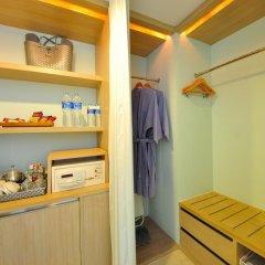 Отель Ramada by Wyndham Phuket Southsea 4* Улучшенный номер двуспальная кровать фото 6