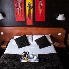 Отель Carina Tour Eiffel 3* Стандартный номер с различными типами кроватей фото 7