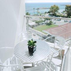Отель Paradise Apartment Кипр, Протарас - отзывы, цены и фото номеров - забронировать отель Paradise Apartment онлайн балкон