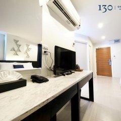 130 Hotel & Residence Bangkok 3* Улучшенный номер с различными типами кроватей фото 11