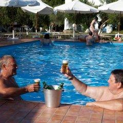 Отель Haus Risos бассейн фото 3