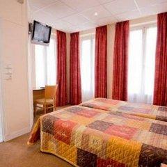 Отель Helvetia 2* Стандартный номер с различными типами кроватей фото 8