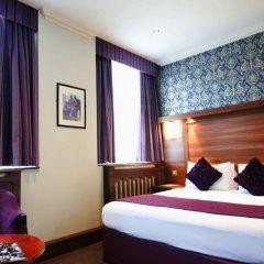 Отель Holiday Inn London Oxford Circus 3* Представительский номер с различными типами кроватей фото 2