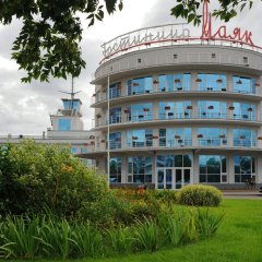 Отель Маяк (корпус Омь) Омск пляж