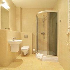 Отель Spatz Aparthotel 3* Стандартный номер с различными типами кроватей фото 8