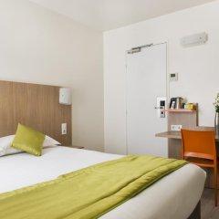 Отель Bel Oranger Gare De Lyon 3* Стандартный номер с двуспальной кроватью фото 2