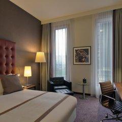 Отель Crowne Plaza Amsterdam South 4* Стандартный номер с двуспальной кроватью фото 5