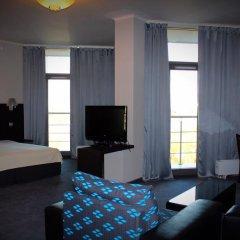 Гостиница Золотой Затон 4* Студия с различными типами кроватей фото 18