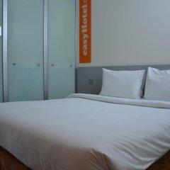 Отель easyHotel Dubai Jebel Ali Стандартный номер с различными типами кроватей фото 12