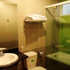 DMZ Hotel 2* Номер Делюкс с различными типами кроватей фото 4