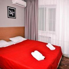 Мини-отель Оливер 2* Стандартный номер с двуспальной кроватью (общая ванная комната)
